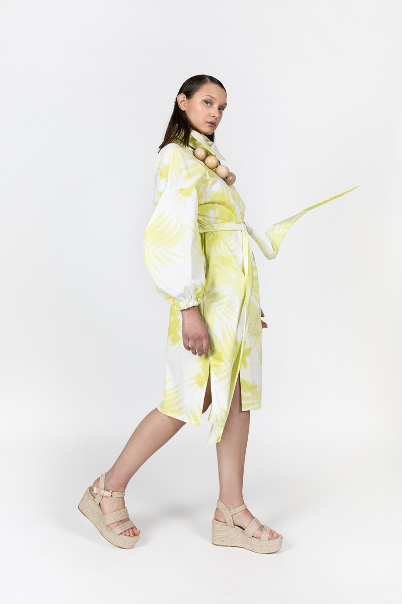 yellow-print-shirtdress-lookbook-ss-2021-ivana-tomic
